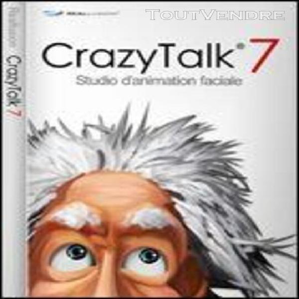 crazytalk 7 - logiciel en téléchargement