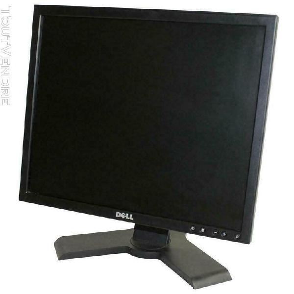 "Dell ecran plat pc 19"" p190st 5:4 1280 x 1024"