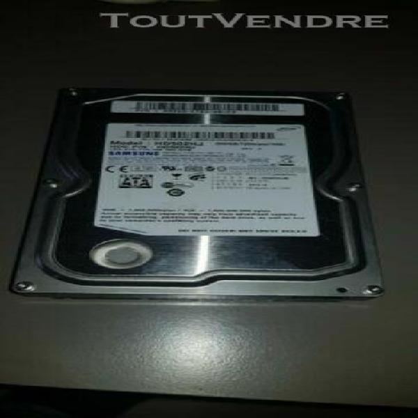 Samsung hd502hj disque dur 500gb 7200rpm sata.3 16mb