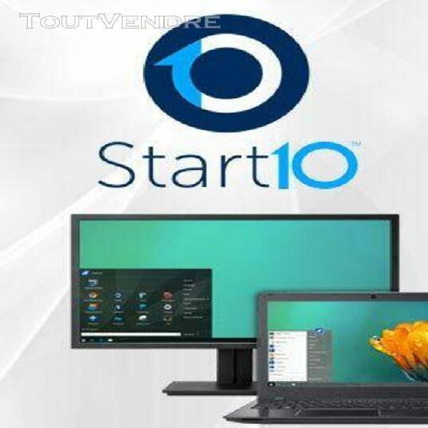 start 10 - logiciel en téléchargement