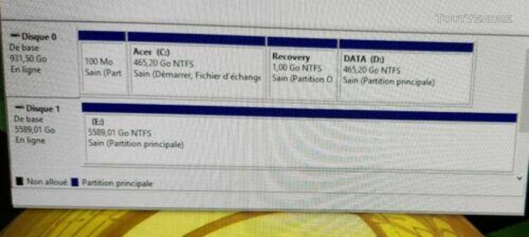 Disque dur 6tb wd nasware 3.0