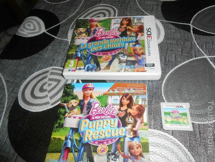 Barbie et ses soeurs (la grande aventure des chiots /