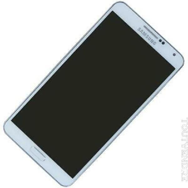 D'origine ecran lcd vitre tactile pour samsung galaxy note 3