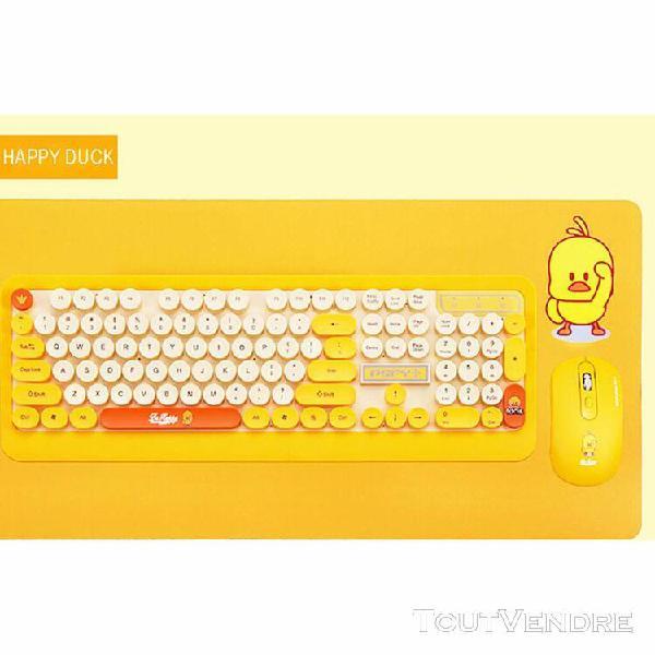 K68 optique clavier et souris sans fil kit récepteur usb