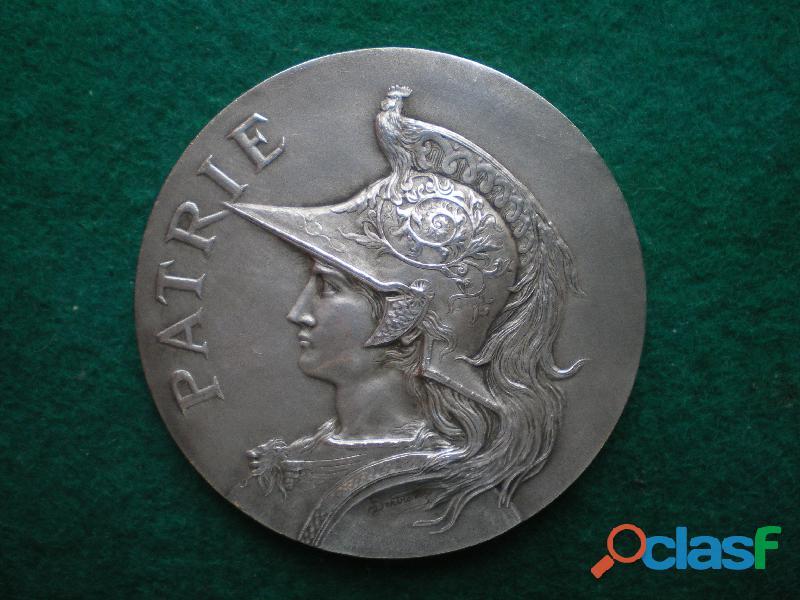 Médaille PATRIE Prix offert par Mr Henri CHERON