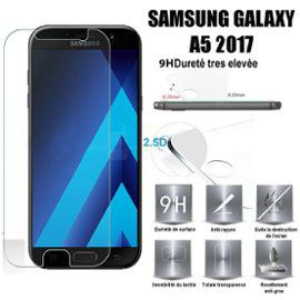 Samsung galaxy a5 2017 vitre protection d'ecran en verre