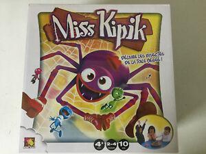 Miss kipik- goliath - jeu totalement neuf 4 ans et + pensez