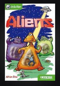 Neuf - jeu de societe: aliens - 3 a 6 joueurs - tilsit -