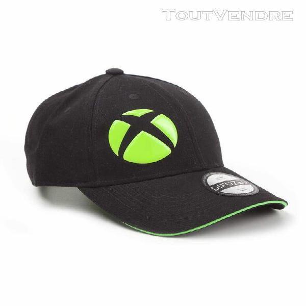 Xbox casquette baseball symbol