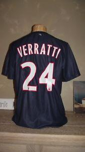 Ancien maillot psg paris saint germain domicile verratti