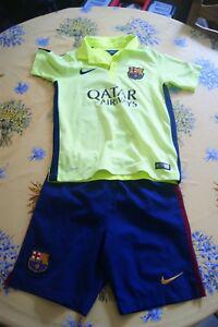 Equipement de foot fc barcelone (barça)