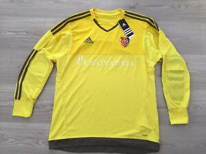 Maillot gardien (shirt) fc bâle (basel) suisse adidas