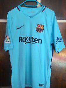 Maillot shirt camiseta barcelone barcelona barça extérieur