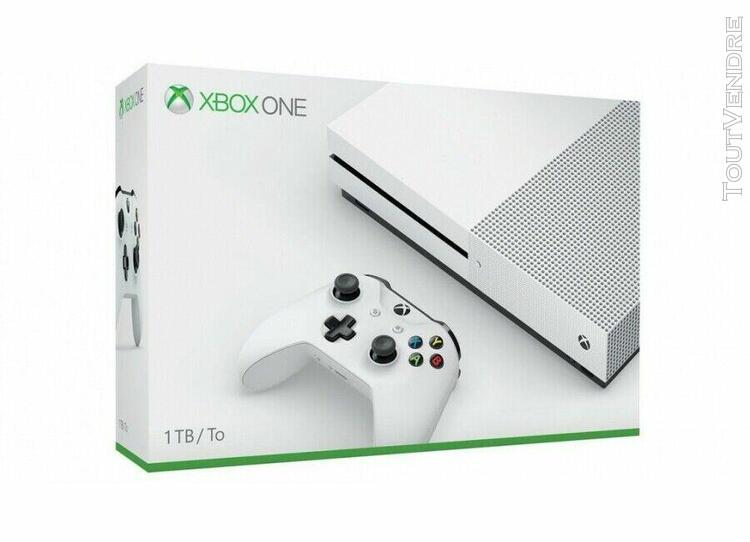 Console xbox one s 1to neuf sous garantie