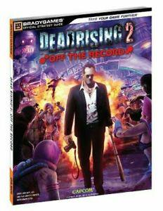 Deadrising 2 off the record official strategy guide