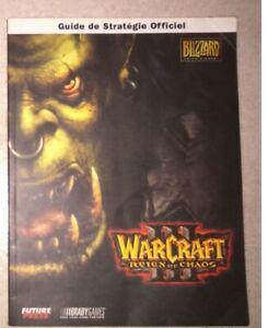 Guide de stratégie officiel world of warcraft iiii reign of