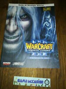 Guide de stratégie officiel world of warcraft iiii the