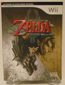 Guide officiel the legend of zelda twilight princess