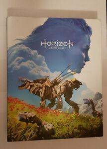 Horizon: zero dawn official collector's edition