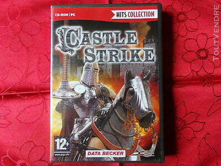 Jeux pc castle strike etat ttb