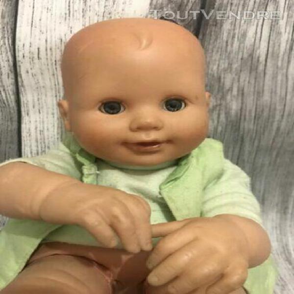 Pp156 - ancienne poupée lilou de collection 45cm