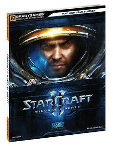 Starcraft ii wings of liberty signature series guide
