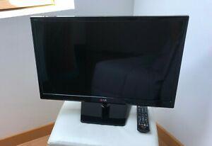 Télévision lg led 24mn33 61 cm + télécommande + câble