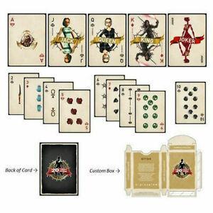 Jeux de cartes tomb raider édition collector rare