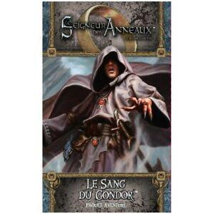 Le seigneur des anneaux jce - le sang du gondor, fantasy