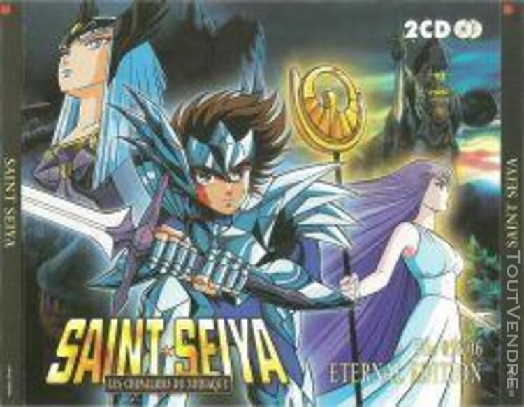 Saint seiya (les chevaliers du zodiaque) - eternal edition f