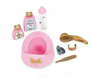 Smoby - 220330 - baby nurse - set baignoire pour poupon - 9