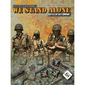 We stand alone - battles of easy company, lock 'n load