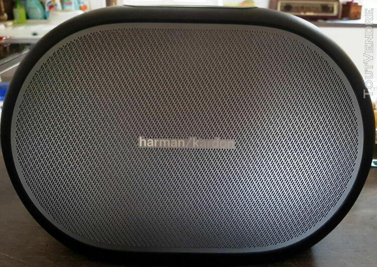 Harman/kardon omni 50+ - enceinte sans fil bluetooth - grise