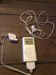 Lecteur multimédia apple ipod mini 2ème génération