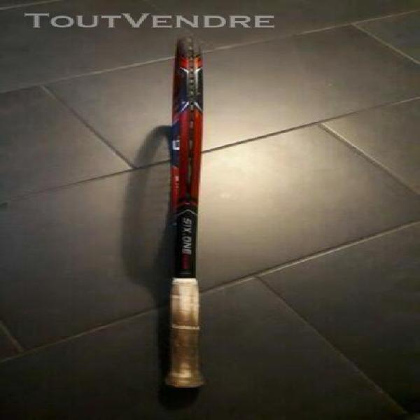 "Wilson Triad cinq Raquette De Tennis Grip Taille 4 1//4/"""
