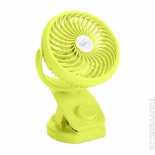 Remuer la tête mini ventilateur de bureau fan accueil fan