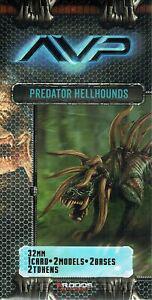 1 blister avp alien vs predator - predator hellhounds prodos