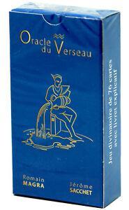 1 jeu de cartes tarot - oracle du verseau neuf destocke