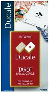 1 jeu de tarot 78 cartes ducale - spécial cercle neuf