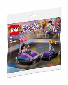 1 lego friends 30409 - l'auto-tamponneuse d'emma -