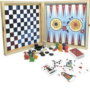 1 ma jolie boîte de jeux bucoliques en bois vilac - (4