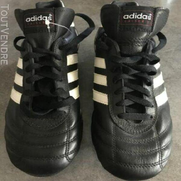 official site closer at new arrive Crampons foot cuir adidas 【 ANNONCES Février 】 | Clasf