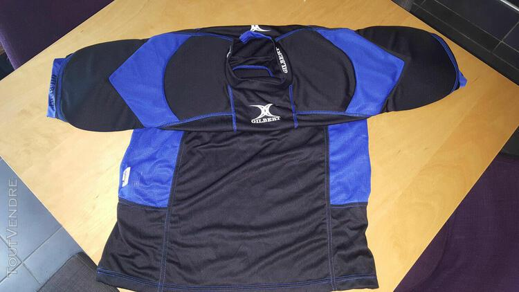 Epaulière de rugby de marque gilbert, produit neuf taille x