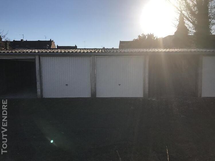 Garages sécurisés à hellemmes