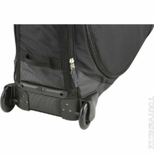 Sac de transport evoc travel bike noir 285 l