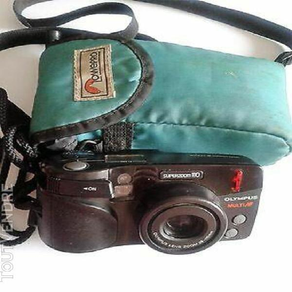 Appareil photo argentique - olympus multi af - superzoom 38