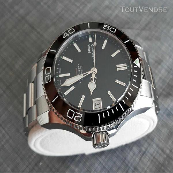 Christopher ward trident pro 600 c.o.s.c 5 days