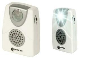 Geemarc cl11 amplificateur de sonnerie blanc (version