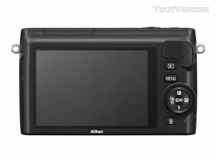 Nikon 1 s2 - appareil photo numérique - hybride - 14.2 mpix