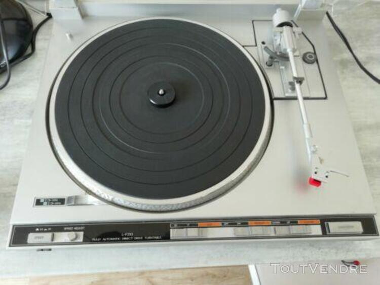 Platine vinyle jvc l-f210 automatique